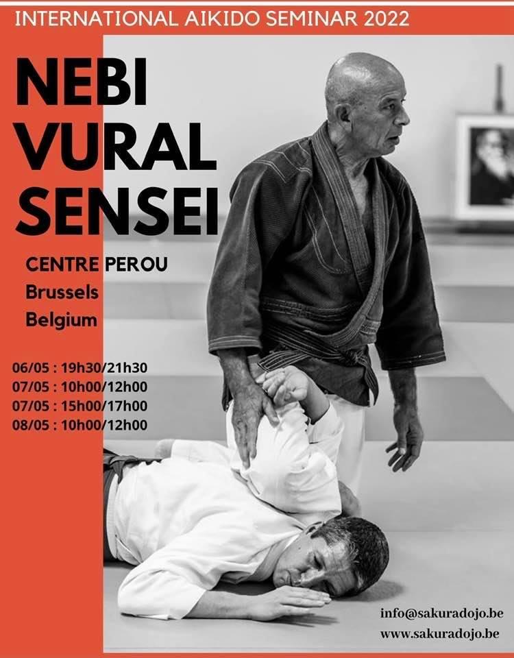 Nebi Vural Brussels Seminar