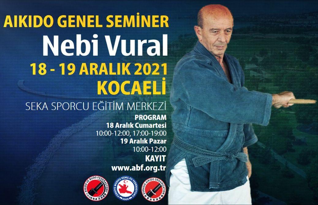 Nebi Vural Kocaeli Seminar